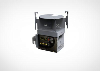 MIDEXX-GR50MIDEXX™ Gravimetric Dosing System with 50kg Scale Platform